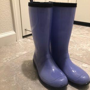 Kamik purple rain boots